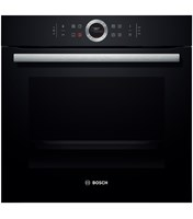 HBG674BB1B The built-in oven: you get perfect baking and roasting results. 4D Hot Air: even heat distribution for perfect results – on any level.
