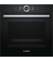 Serie 8 Oven HBG6764B1 The built-in oven with PerfectBake and PerfectRoast: you get perfect baking and roasting results – automatically.