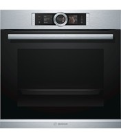 Serie 8 Oven with Added Steam HBG6769S1B