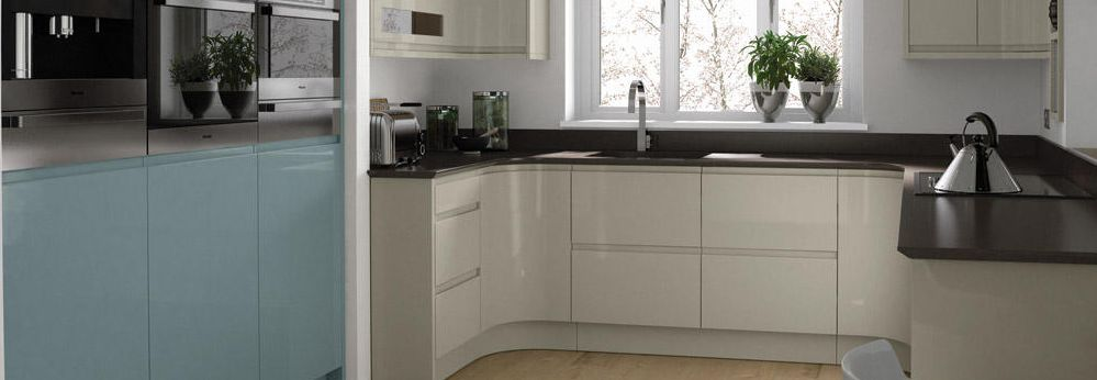 Modern Painted Kitchens